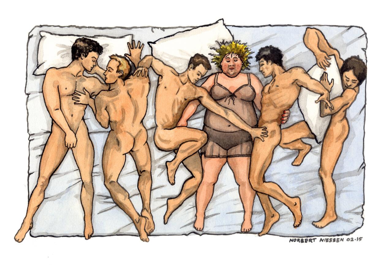 Male nude cartoon images erotica picture