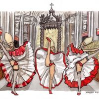 Gay pride in the Vatican